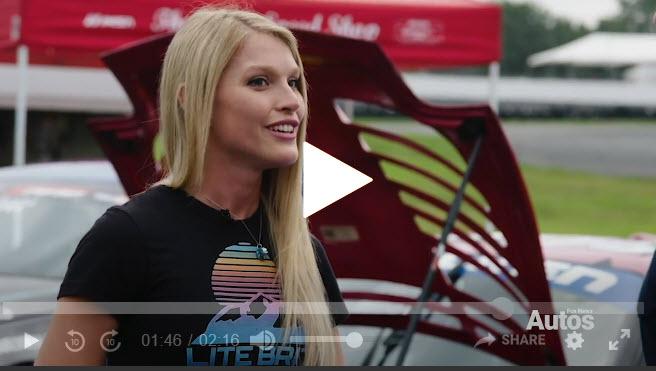 ceny odprawy sklep nowy wygląd Hyperdrive with Brittany Williams on Netflix - E3 OffRoad ...