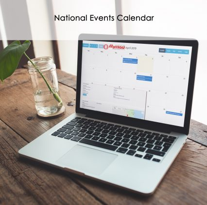 National Calendar of events